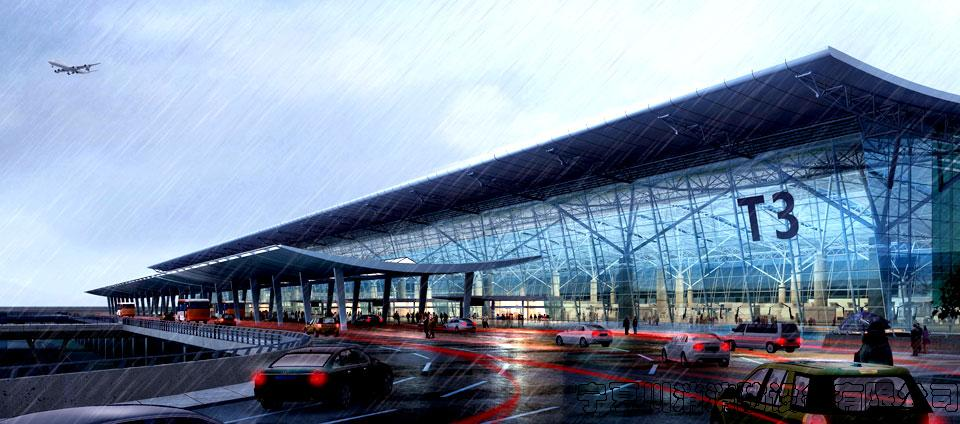 陕西咸阳机场